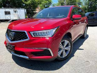2020 Acura MDX for sale at Rockland Automall - Rockland Motors in West Nyack NY