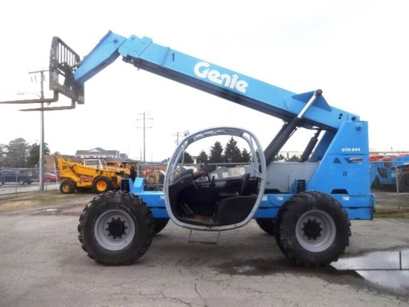 2006 Genie GTH 844 for sale at Vehicle Network - Ironworks Trading Corp. in Norfolk VA