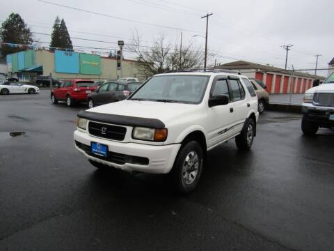 1998 Honda Passport for sale at ARISTA CAR COMPANY LLC in Portland OR