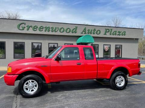 2003 Ford Ranger for sale at Greenwood Auto Plaza in Greenwood MO