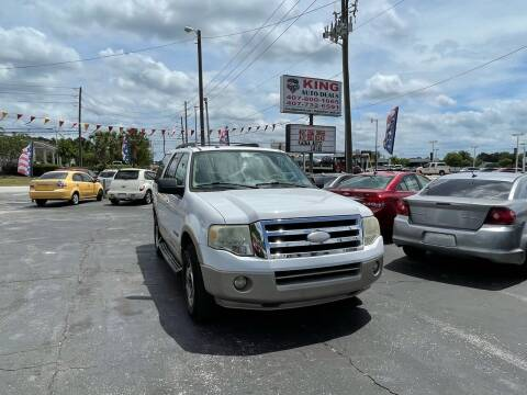 2007 Ford Expedition for sale at King Auto Deals in Longwood FL
