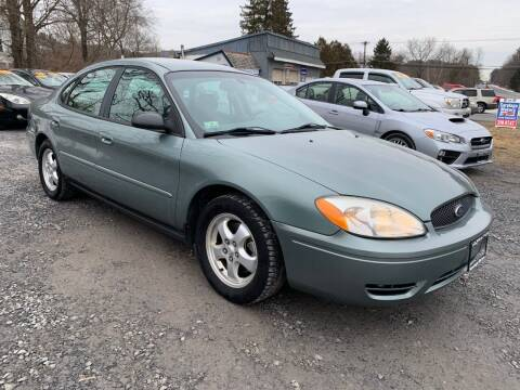 2006 Ford Taurus for sale at Saratoga Motors in Gansevoort NY
