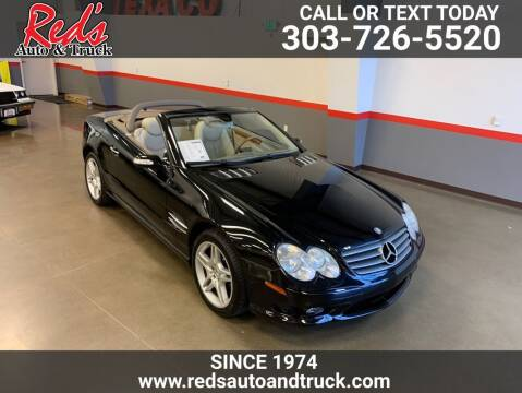2006 Mercedes-Benz SL-Class for sale at Red's Auto and Truck in Longmont CO