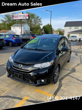 2017 Honda Fit for sale at Dream Auto Sales in South Milwaukee WI