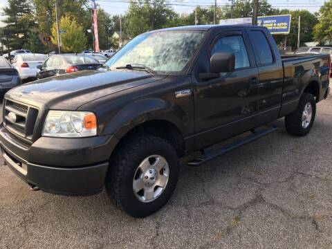 2006 Ford F-150 for sale at Payless Auto Sales LLC in Cleveland OH