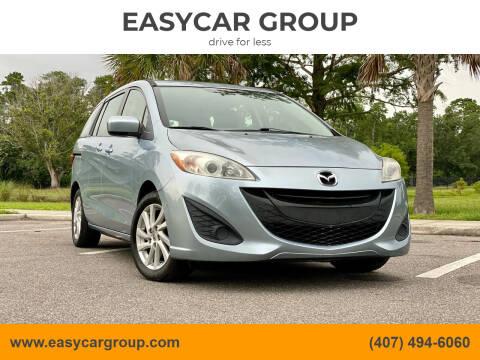 2012 Mazda MAZDA5 for sale at EASYCAR GROUP in Orlando FL