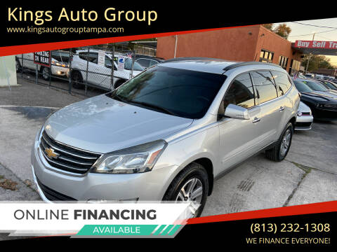 2016 Chevrolet Traverse for sale at Kings Auto Group in Tampa FL