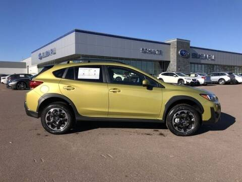 2021 Subaru Crosstrek for sale at Schulte Subaru in Sioux Falls SD