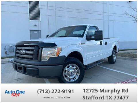 2011 Ford F-150 for sale at Auto One USA in Stafford TX