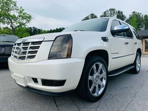 2007 Cadillac Escalade for sale at Classic Luxury Motors in Buford GA