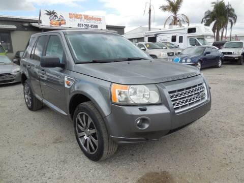 2008 Land Rover LR2 for sale at DMC Motors of Florida in Orlando FL