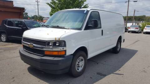 2018 Chevrolet Express Cargo for sale at A & A IMPORTS OF TN in Madison TN
