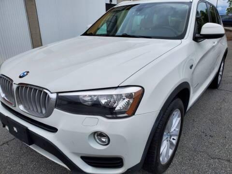2015 BMW X3 for sale at Atlanta's Best Auto Brokers in Marietta GA