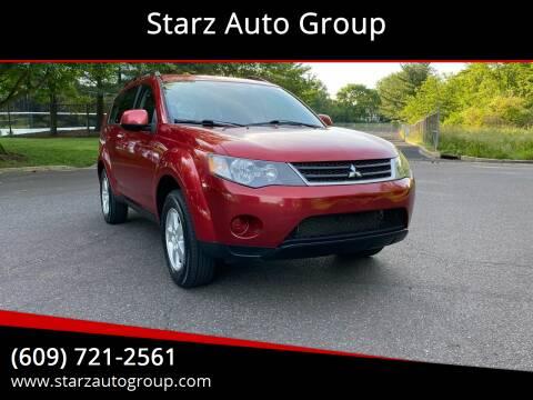 2008 Mitsubishi Outlander for sale at Starz Auto Group in Delran NJ