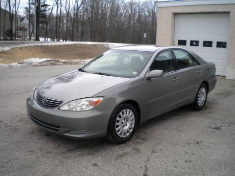 2005 Toyota Camry for sale at Route 111 Auto Sales in Hampstead NH