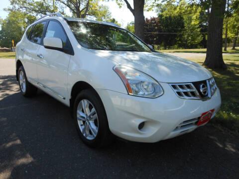 2012 Nissan Rogue for sale at DANCA'S KAR KORRAL INC in Turtle Lake WI