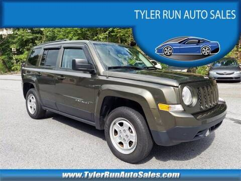 2016 Jeep Patriot for sale at Tyler Run Auto Sales in York PA
