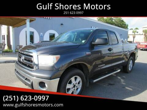 2011 Toyota Tundra for sale at Gulf Shores Motors in Gulf Shores AL