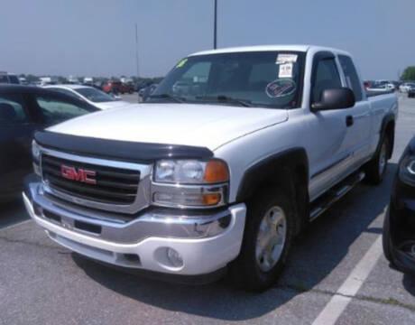 2006 GMC Sierra 1500 for sale at Kansas Car Finder in Valley Falls KS