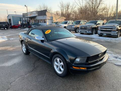2007 Ford Mustang for sale at LexTown Motors in Lexington KY