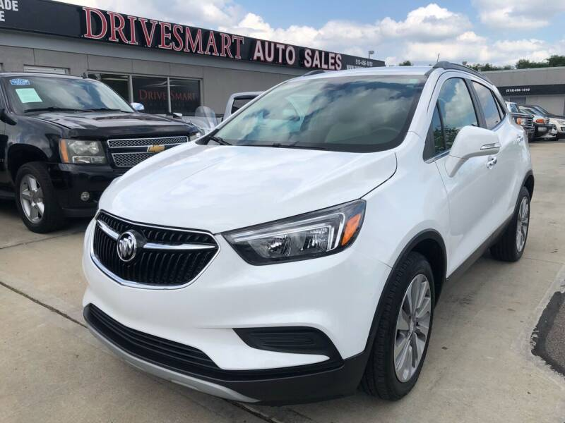 2019 Buick Encore for sale at DriveSmart Auto Sales in West Chester OH