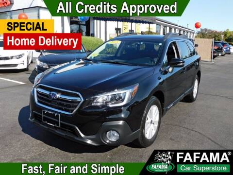 2018 Subaru Outback for sale at FAFAMA AUTO SALES Inc in Milford MA