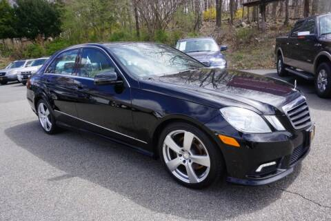 2011 Mercedes-Benz E-Class for sale at Bloom Auto in Ledgewood NJ