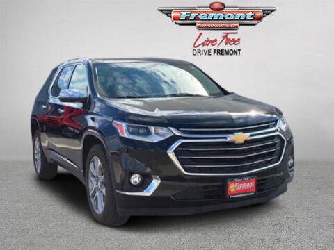 2018 Chevrolet Traverse for sale at Rocky Mountain Commercial Trucks in Casper WY
