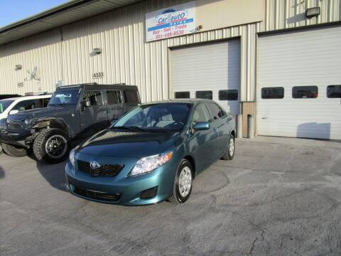 2009 Toyota Corolla for sale at Car 1 Auto Sales in Murray UT