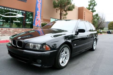2003 BMW 5 Series for sale at CK Motors in Murrieta CA