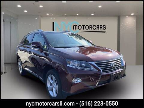 2015 Lexus RX 350 for sale at NYC Motorcars in Freeport NY
