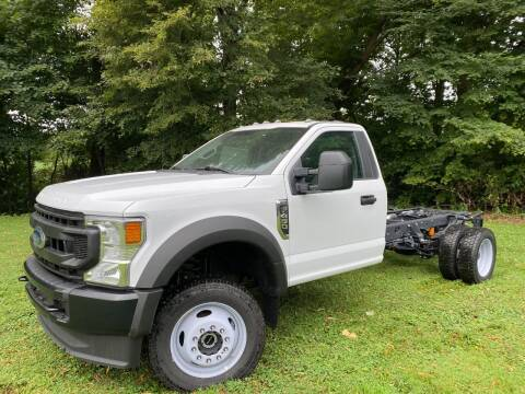 2021 Ford F-450 Super Duty for sale at Kenny Vice Ford Sales Inc - New Inventory in Ladoga IN