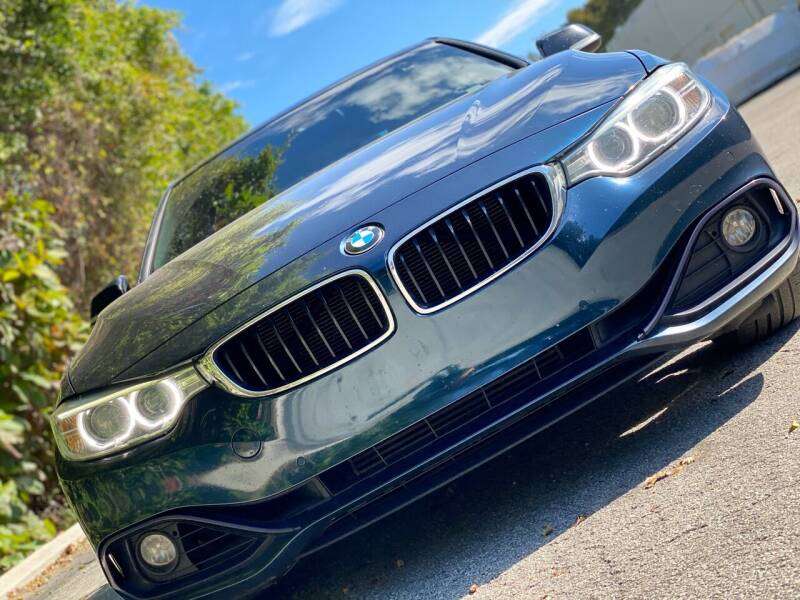 2015 BMW 4 Series for sale at HIGH PERFORMANCE MOTORS in Hollywood FL