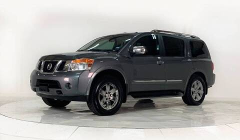 2014 Nissan Armada for sale at Houston Auto Credit in Houston TX