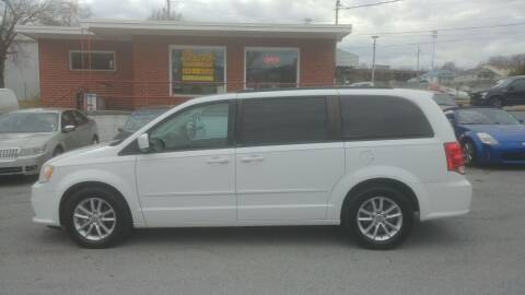 2014 Dodge Grand Caravan for sale at Lewis Used Cars in Elizabethton TN