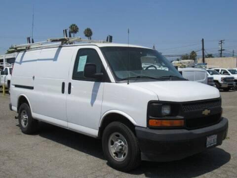2017 Chevrolet Express Cargo for sale at Atlantis Auto Sales in La Puente CA