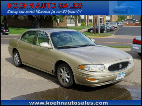 2005 Buick LeSabre for sale at Koehn Auto Sales in Lindstrom MN