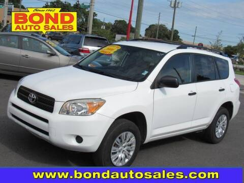 2006 Toyota RAV4 for sale at Bond Auto Sales in St Petersburg FL