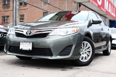 2014 Toyota Camry for sale at HILLSIDE AUTO MALL INC in Jamaica NY