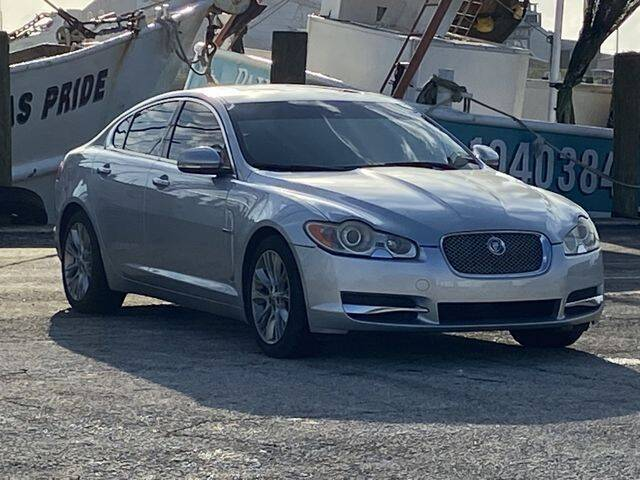 2010 Jaguar XF for sale at Pioneers Auto Broker in Tampa FL