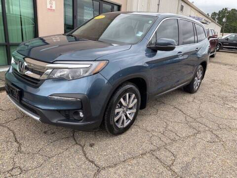 2019 Honda Pilot for sale at CROWN  DODGE CHRYSLER JEEP RAM FIAT in Pascagoula MS