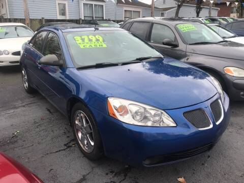 2005 Pontiac G6 for sale at American Dream Motors in Everett WA