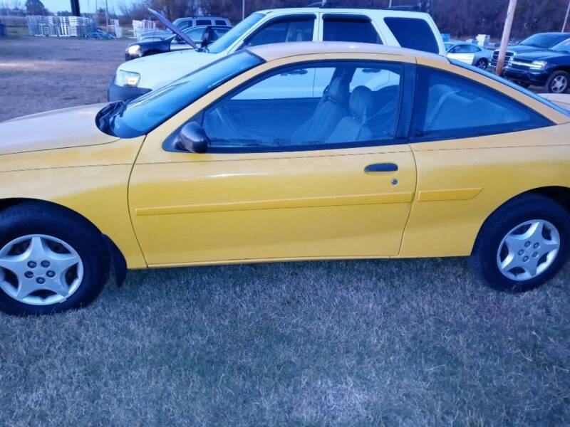 2003 Chevrolet Cavalier for sale at Page Used Cars in Muskogee OK