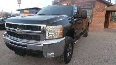 2008 Chevrolet Silverado 2500HD for sale at Auto Click in Tucson AZ