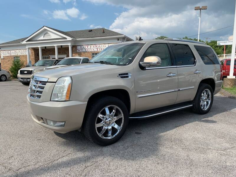 2007 Cadillac Escalade for sale at Stars Auto Finance in Nashville TN