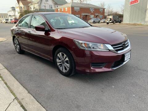 2013 Honda Accord for sale at Imports Auto Sales Inc. in Paterson NJ