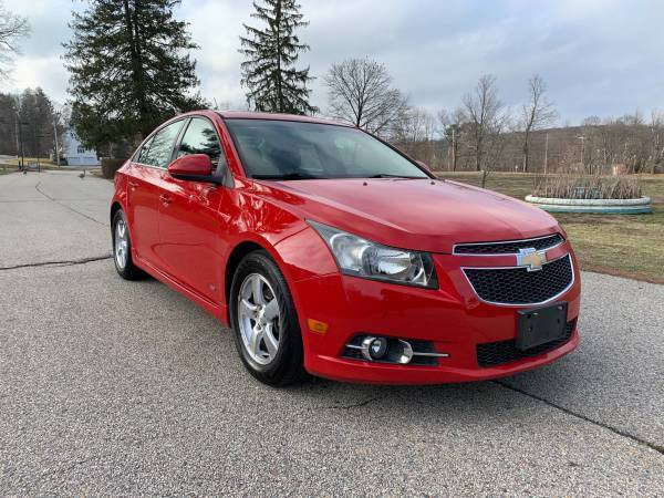 2012 Chevrolet Cruze for sale at 100% Auto Wholesalers in Attleboro MA