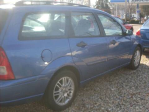 2003 Ford Focus for sale at Flag Motors in Islip Terrace NY