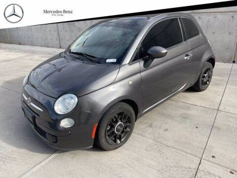 2015 FIAT 500 for sale at Stephen Wade Pre-Owned Supercenter in Saint George UT