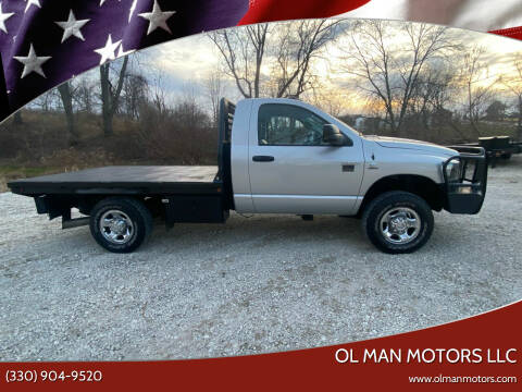 2008 Dodge Ram Chassis 3500 for sale at Ol Man Motors LLC in Louisville OH